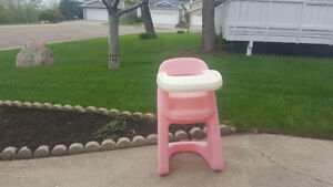 Little Tikes High Chair