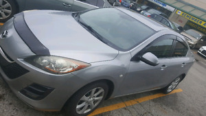 Mazda 3 GS + Sunroof + Remote starter +  winter tires&rims