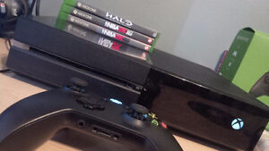 XBOX ONE + 3 GAMES MUST SELL ASAP