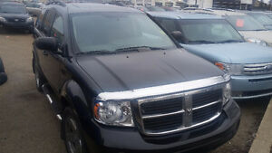 DODGE DURANGO 2009 8 SEATER LEATHER 1 year warranly Edmonton Edmonton Area image 2