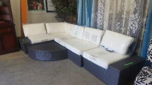 Outdoor Sectional Sofa Set at Cambridge