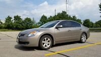 2008 Nissan Altima SL Sedan - Leather, Sunroof and much more