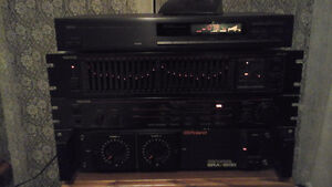 Nikko Beta 30 Preamp (can be sold with Nikko EQ-25)!! Kitchener / Waterloo Kitchener Area image 1