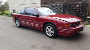 Mint 1994 Oldsmobile Cutlass Supreme LOW KMS