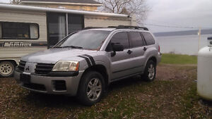 **REDUCED** 2004 Mitsubishi Endeavor LS
