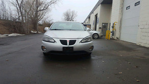 2008 Pontiac Grand Prix GT Safety and E-test
