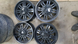 "Mags 17"" ram 1500"