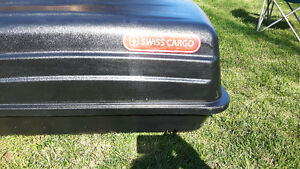 SWISS Cargo roof top - Good condition!