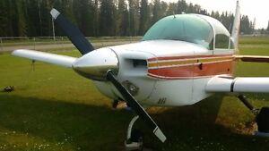 1976 Grumman Cheetah aircraft airplane