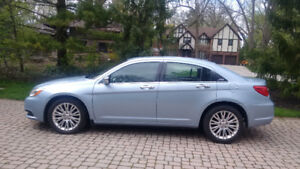 2013 Chrysler 200 Limited Edition