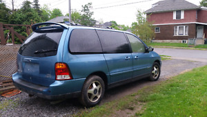 2002 windstar (parting out)