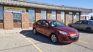 MAZDAS 3 LOW  KM SAFETY FINANCING AVAILABLE !!! UNDER $5000