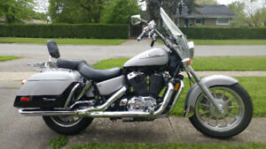 1999 Honda Shadow Ace Tourer 1100