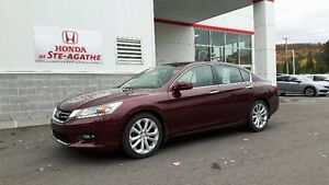 Honda Accord 4dr I4 CVT Touring 2015