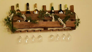 Beautiful wine rack Peterborough Peterborough Area image 1