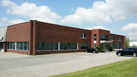 Commercial office space and warehouse for lease