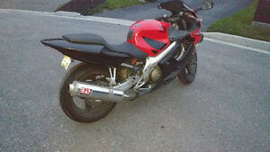 Honda CBR 600 F4 Great Condition New Rear Tire and Battery