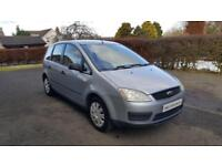 Ford Focus C-MAX LX 1.6 16v *5 Star Warranty - Full Years MOT* DBD CAR SALES