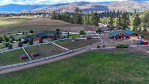 4560 Carriage Court, Vernon - Executive Equestrian Property
