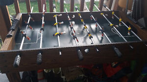 Table de soccer **** Gatineau Ottawa / Gatineau Area image 1