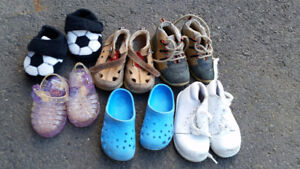 Shoes for boys 12-24 months  $10for all **