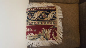 Small chair carpets