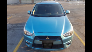 Mitsubishi rvr se 2012 with safety and carproof