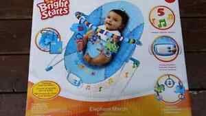 Bright Starts melodies bouncer