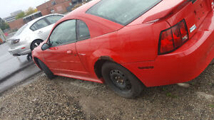2004 Ford Other Coupe (2 door) Kitchener / Waterloo Kitchener Area image 6
