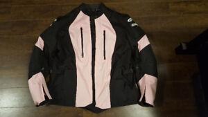 Woman's Joe Rocket Motorcycle Jacket