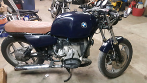 Cafe racer  BMW R80T