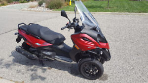 Piaggio MP3 500 Scooter - low km