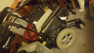 invacare stormtdx5 electric wheelchair