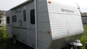 For Sale 2010 Sportsman Classic Travel Trailer