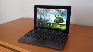 ASUS Transformer TF700T Infinity Tablet + Keyboard Dock + access