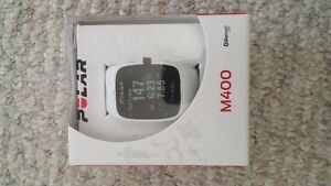 BRAND NEW Polar M400 GPS watch with heart rate monitor