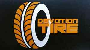 Mobile tire services