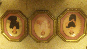Set of 14 Princess Dianna plates with frames Kingston Kingston Area image 2