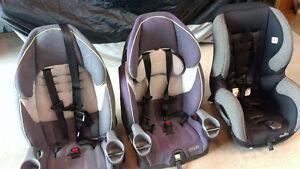 Car safety seat for children, sièges d'auto pour enfants