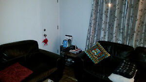 Big spacious furnished 2 1/2 with closed bedroom for summer