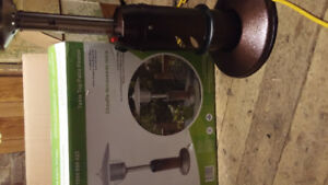 Table top Patio Heater never used