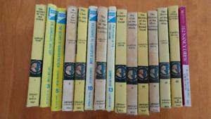 15 Nancy Drew books