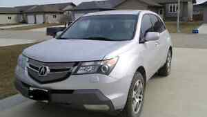 07 Acura MDX - Tech package