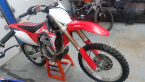 2017 HONDA CRF 450RX FOR SALE NEVER FIND ONE  CHEAPER