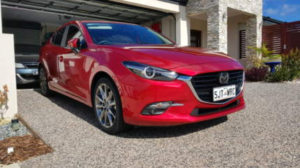 Mazda 3 SP25 Astina 6sp MANUAL Wangara Wanneroo Area Preview