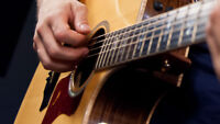 Looking for inexpensive guitar lessons
