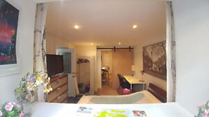 FURNISHED RENOVATED 4 ½ Near Concordia (2 MIN WALK) McGill QUIET City of Montréal Greater Montréal image 4