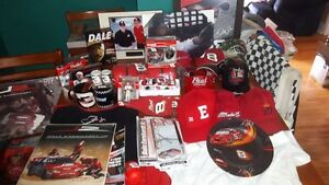 Dale Earnhardt Jr. Stuff for sale list is at the bottom.