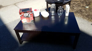 FREE tables and kitchen items
