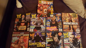 WWE Magazine Collection